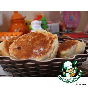 Рецепт Булочки картофельные