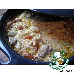 Рецепт Свинина по-римски