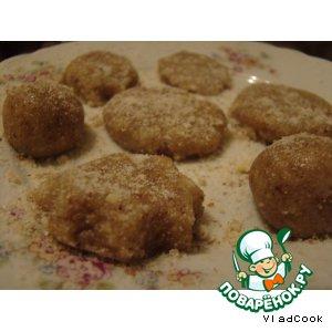 Рецепт Миндальные конфеты