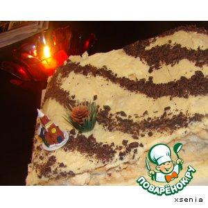 Торт -безе