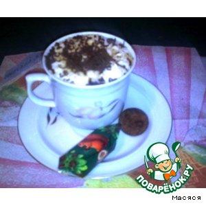 Рецепт Гляссе  с виски и шоколадом