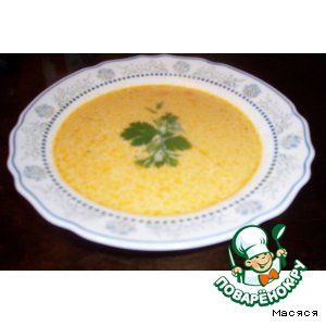 Рецепт Сырный супчик