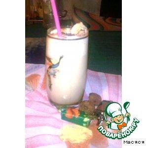 Рецепт Холодный кофе с мороженым и карамелью