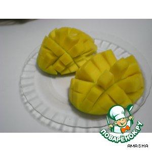 Рецепт Манго на десерт