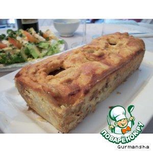 Рецепт Pate en croute - Паштет в тесте