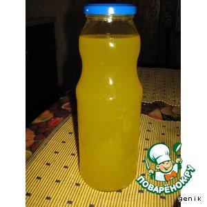 Рецепт Настойка мандариновая