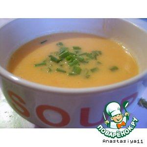 Рецепт Томатный крем-суп