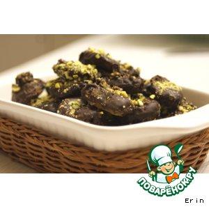 Рецепт Курага в шоколаде