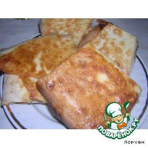 Рецепт Быстрый завтрак