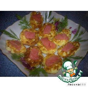 Рецепт Закуска с рыбкой