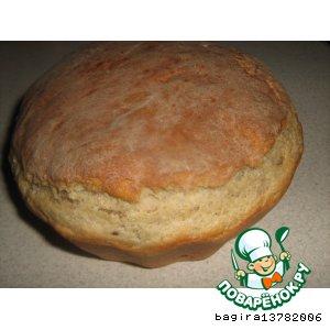 Рецепт Хлеб на пиве и закваске