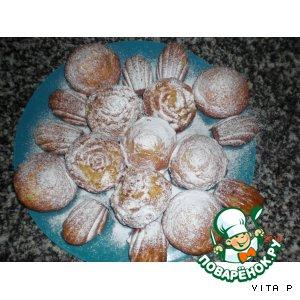 Рецепт Ананасовые маффины
