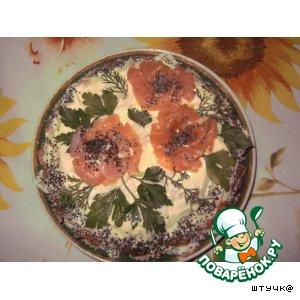 Салат с кальмарами рецепт с фотографиями