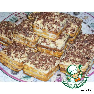 Рецепт Сладкие тартинки
