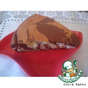 Рецепт Кекс с маскарпоне