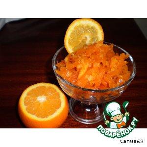 Рецепт Варенье из тыквы
