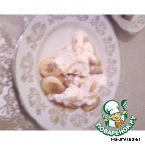 Рецепт Жаренные бананы в карамели