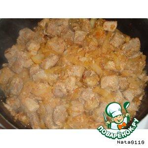 Рецепт Мяско с ким-чи
