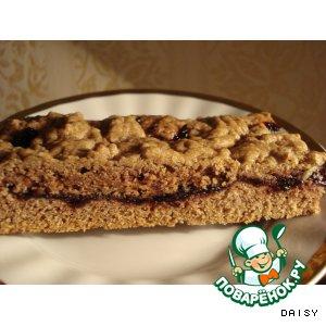 Рецепт Венский шоколадный пирог