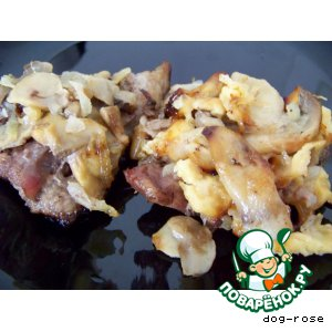 Рецепт Мясо «по-скифски»