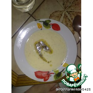 Рецепт Йогуртовый суп по-турецки