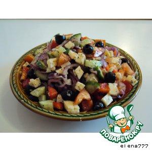Как приготовить салат греческий рецепт с пошаговыми 192