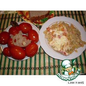 Рецепт Вкусная картошка