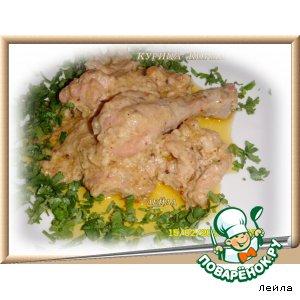 """Рецепт Курица """"корма"""""""
