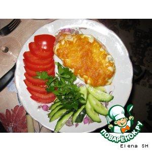 Рецепт Филе куриное с ананасом