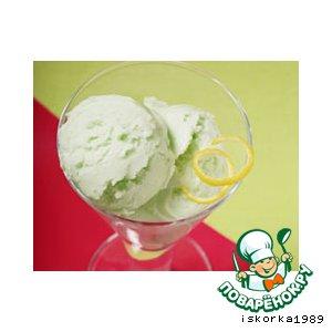 Рецепт Творожное мороженое