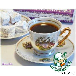 Рецепт Иорданский кофе с кардамоном