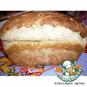 Рецепт Катофельно-укропный хлеб