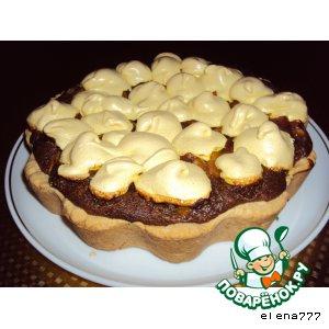 "Рецепт Торт-десерт ""Буйство вкуса"""