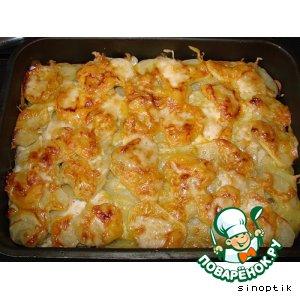Рецепт Картошечка вкусная