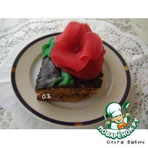 """Рецепт Постный торт """"Мария"""""""
