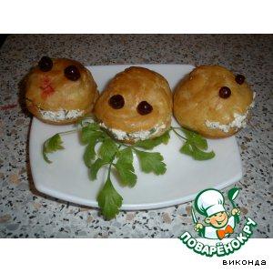 Рецепт Веселый бутерброд