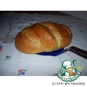 Рецепт Горчичный хлеб
