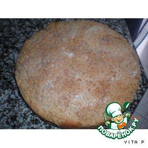 Рецепт Яблочный пирог с крошкой