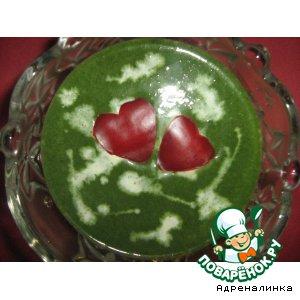 Рецепт Суп-пюре из корня сельдерея и шпината