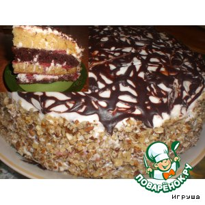 """Торт """"Махровый"""""""