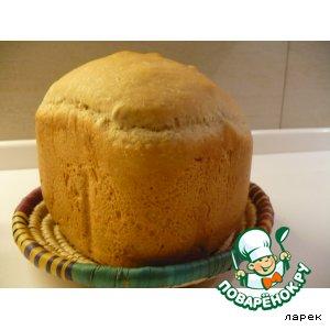 Рецепт Хлеб сладкий десертный с курагой и изюмом