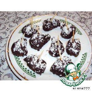 Рецепт Жареный бисквит в шоколаде