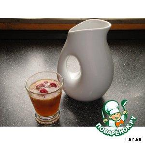 Рецепт Тонизирующий чайный напиток