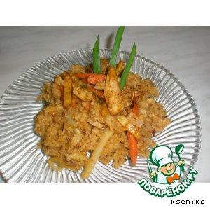 Рецепт Вкусная кашка