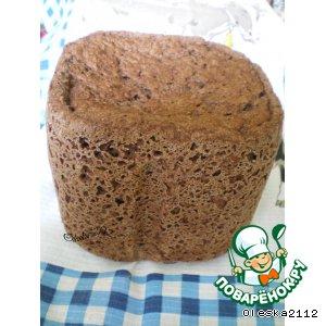 Готовим Хлеб немецкий ржаной пошаговый рецепт приготовления с фотографиями
