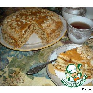 Торт мишутка кулинарный рецепт