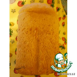 Рецепт Хлеб на меду с кунжутом - 2