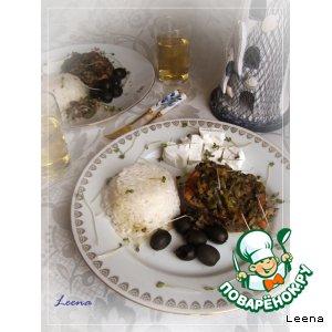 Рецепт Рыба по-гречески