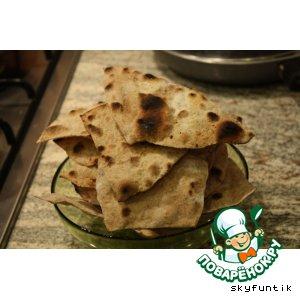 Рецепт Хлебцы домашние