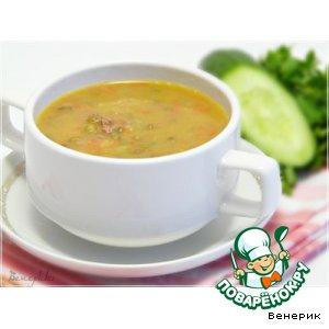 Рецепт Суп из маша, с восточными нотками